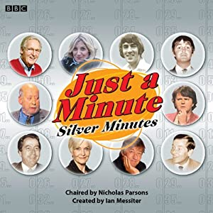 Just a Minute Silver Minutes Radio/TV Program