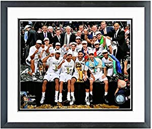 San Antonio Spurs 2014 NBA Champions Team Celebration Photo (Size: 12.5 x 15.5)... by NBA
