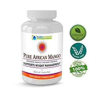 Pure African Mango Appetite Busting The Ultimate All Powerful