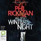 All of a Winter's Night: Merrily Watkins Mysteries, Book 14 Hörbuch von Phil Rickman Gesprochen von: Emma Powell