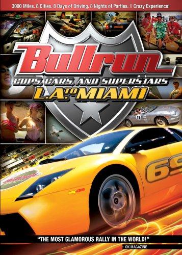 Bullrun Presents: L.A. To Miami Cops Cars & Supera [DVD] [Import]