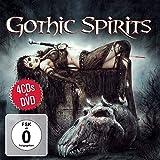 Gothic Spirits. 4CD+DVD Various Artists