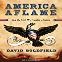 America Aflame: How the Civil War Created a Nation (       UNABRIDGED) by David Goldfield Narrated by David Drummond