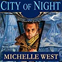 City of Night: The House War, Book 2 (       UNABRIDGED) by Michelle West Narrated by Eva Wilhelm