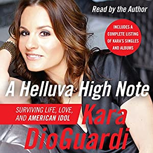A Helluva High Note Audiobook