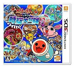 太鼓の達人 どんとかつの時空大冒険  Nintendo 3DS