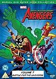 Avengers: Earth's Mightiest Heroes - Volume 7 [DVD] [2013]
