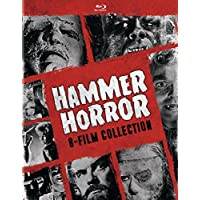 The Hammer Horror Series: 8-Film Collection on Blu-ray