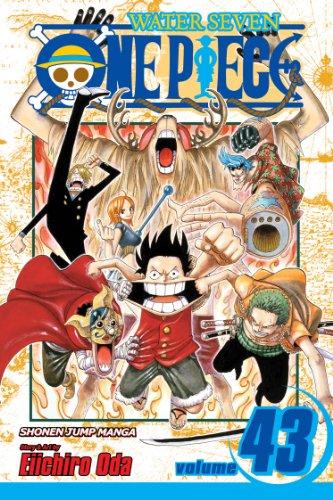 ONE PIECE ワンピース コミック43巻 (英語版)