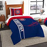 Northwest Chicago Cubs MLB Twin Comforter Set