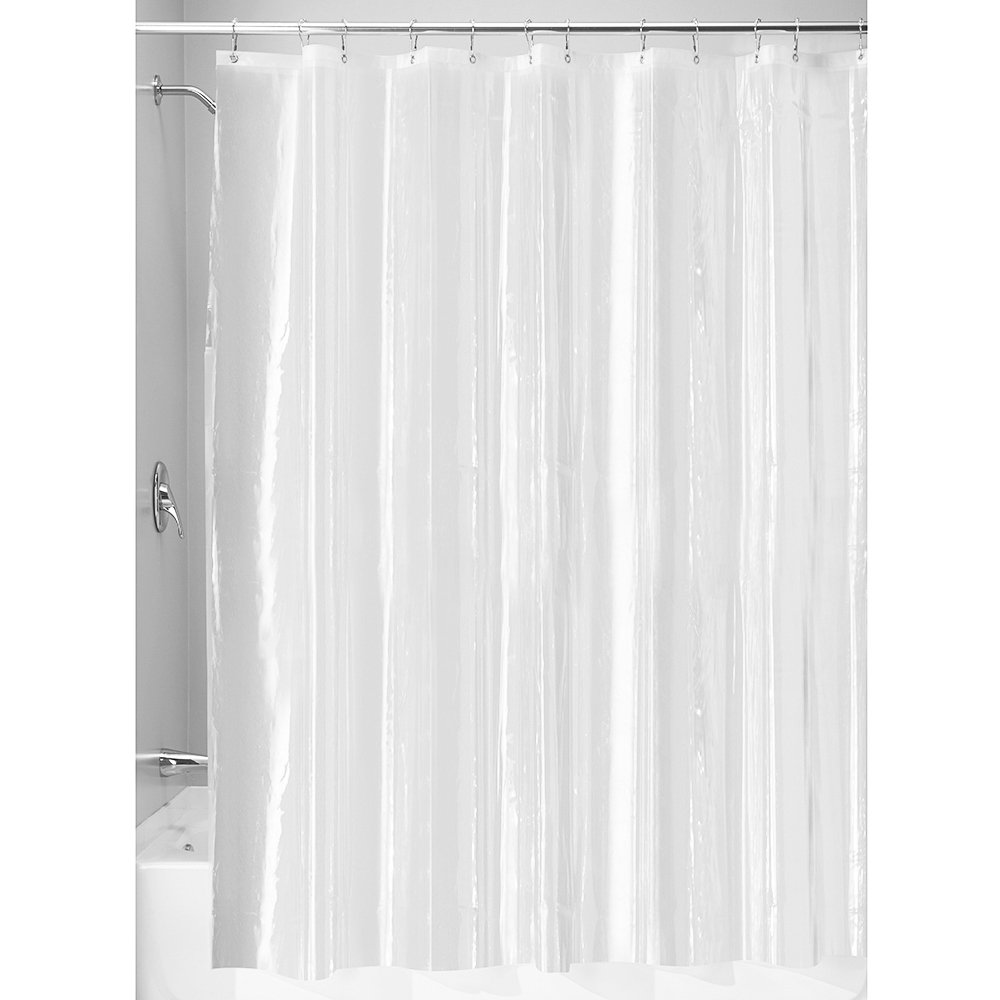 Clear vinyl curtains