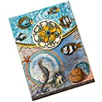 Sea Life Brooch Notepad