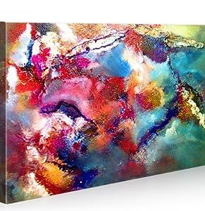 cornwall abstrakte kunst 100x65 leinwand bilder auf. Black Bedroom Furniture Sets. Home Design Ideas