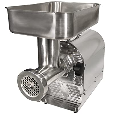 Weston-08-0801-W-Number-8-Commercial-Meat-Grinder-1/2-HP
