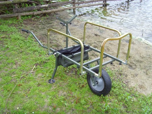 KOALA PRODUCTS BIG FOOT CARP LOADER S BARROW