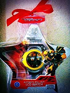 Transformers Prime LCD Watch