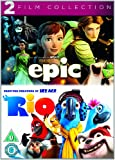Rio / Epic (Double Pack) [DVD]
