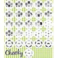 2012 Cheeky Set of 26 Nail Art Nailart Polish Stamp Stamping Manicure Image Plates Accessories Set Kit With Total of 160 Nail Art Designs.