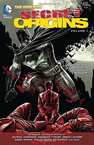Secret Origins Volume 1 TP (New 52)