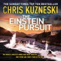 The Einstein Pursuit (       UNABRIDGED) by Chris Kuzneski Narrated by Dudley Hinton