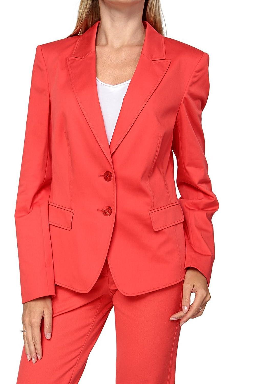 Basler Damen Blazer RAINFOREST, Farbe: Rot günstig kaufen