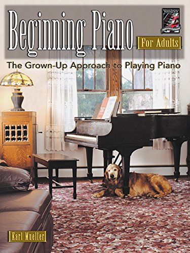 Beginning Piano for Adults (For Adults (Workshop Arts))