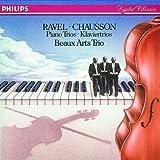 Ravel/Chausson;Piano Trios