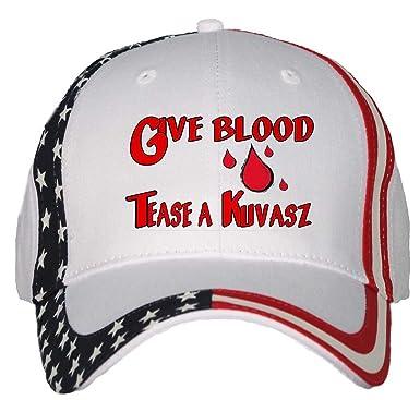 Give Blood Tease a Kuv...