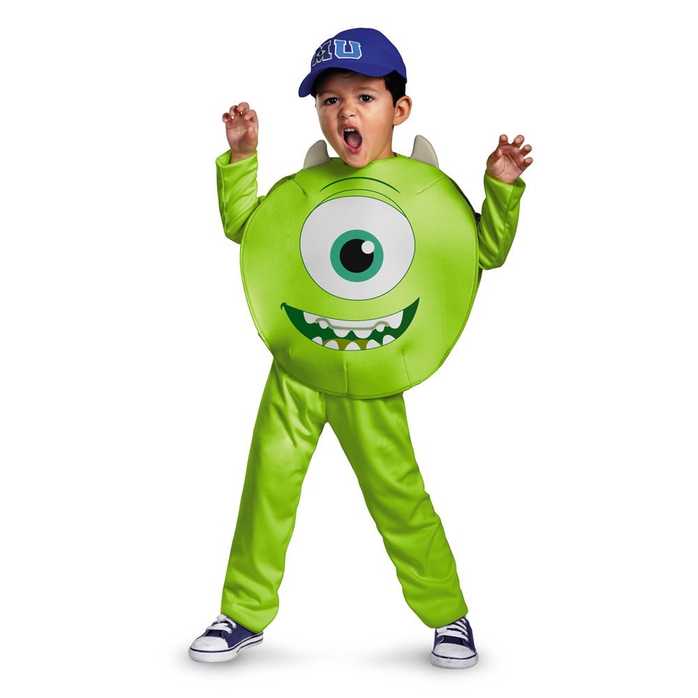 Disney Pixar Monsters University Mike