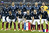 J-4786 France National Football Team -Soccer Poster Size 24
