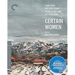 Certain Women [Blu-ray]