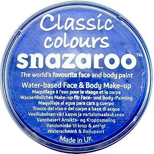 Snazaroo Watercolor Sky Blue