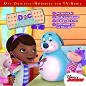 Buh machst du (Doc McStuffins 1) | Gabriele Bingenheimer, Marian Szymczyk