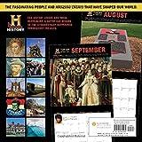 2016 History Channel Wall Calendar