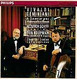 Heinrich Schiff Vivaldi / Geminiani: 6 Cello Sonatas