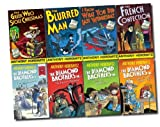 The Diamond Brothers 8 Books Set Detective Agency Collection (French Confection, Blurred Man, I Know What You Did Last Wednesday, Greek Who Stole Christmas, Public Enemy Number Two, in South by South East, in The Falcon's Malteser, Two Of Diamonds) Antho