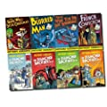 The Diamond Brothers 8 Books Set Detective Agency Collection (French Confection, Blurred Man, I Know What You Did Last Wednesday, Greek Who Stole Christmas, Public Enemy Number Two, in South by South East, in The Falcon's Malteser, Two Of Diamonds)