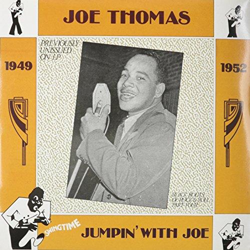 Vinilo : JOE THOMAS - Jumpin With Joe