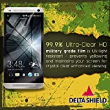 [3-PACK] DeltaShield BodyArmor - Suunto X-Lander Military Screen Protector - Premium HD Ultra-Clear Cover Shield w/ Lifetime Replacement - Anti-Bubble & Anti-Fingerprint Military-Grade Film