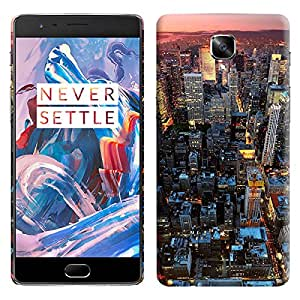 Theskinmantra Stratosphere back cover for OnePlus 3/OnePlus Three/1+3