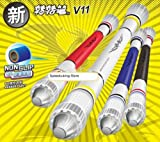 ZHIGAO 5096 V11.0 Non Slip Coated 21cm Spinning Pen (Angle Knight) Champion