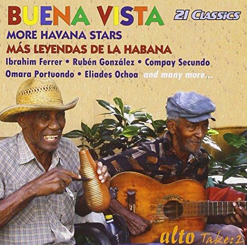 Ibrahim Ferrer - Buena Vista: More Havana Stars / Mas Leyendas De La Habana - Zortam Music