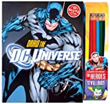 img - for Draw DC Universe: Learn to Draw the Heroes and the Villains (Klutz) book / textbook / text book