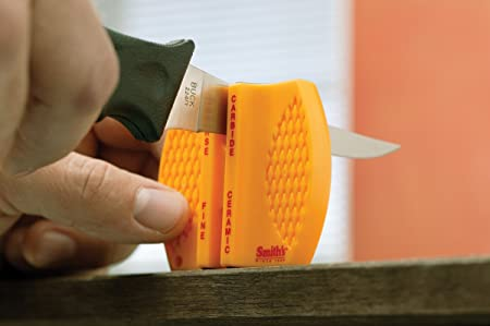 Smith's CCKS 2-Step Knife Sharpener Via Amazon