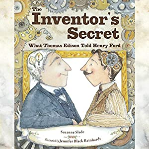 The Inventor's Secret Audiobook