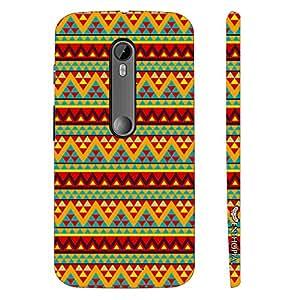 Enthopia Designer Hardshell Case Aztec Eleven Back Cover for Motorola Moto G3