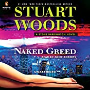 Naked Greed: Stone Barrington, Book 34 | Stuart Woods