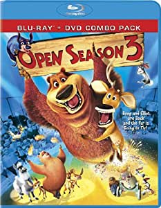 Open Season 3 [Blu-ray]