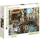 "Clementoni 39164.6 Jigsaw Puzzle 1,000 Pieces ""Ristorante Il Tartufo"""