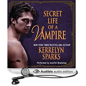 Secret Life of a Vampire: Love at Stake, Book 6 (Unabridged)